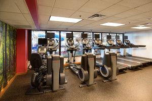 Fitness/ Exercise Room - Great Wolf Lodge Mall of America Bloomington