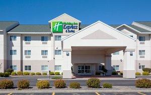 Exterior view - Holiday Inn Express Stevens Point