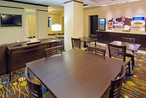 Restaurant - Holiday Inn Express Hotel & Suites Fort Myers