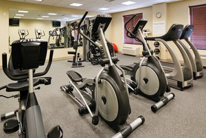 Fitness/ Exercise Room - Holiday Inn Express Hotel & Suites Fort Myers