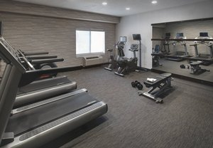 Fitness/ Exercise Room - Courtyard by Marriott Hotel Lebanon