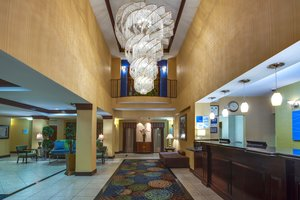 Lobby - Holiday Inn Express Tower Center