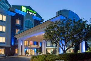 Exterior view - Holiday Inn Express Tower Center