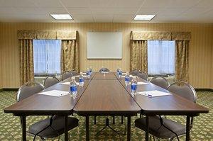 Meeting Facilities - Holiday Inn Express Mt Pleasant