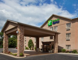Exterior view - Holiday Inn Express Mt Pleasant