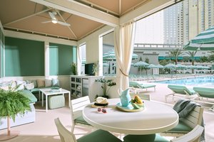 Pool - Park MGM Resort & Casino Las Vegas