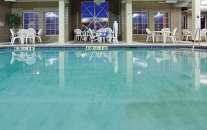 Pool - Holiday Inn Express Hotel & Suites St Cloud