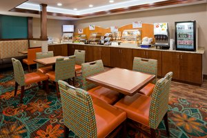 Restaurant - Holiday Inn Express Hotel & Suites St Cloud