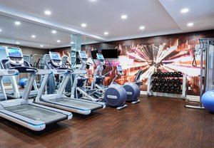 Fitness/ Exercise Room - AC Hotel by Marriott New Orleans