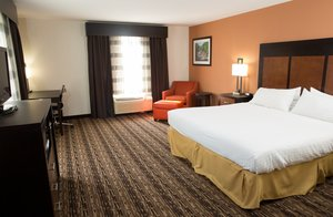 Room - Holiday Inn Express Hotel & Suites Cherokee