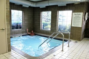 Spa - Holiday Inn Express Hotel & Suites St Cloud