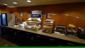 Restaurant - Holiday Inn Express Hotel & Suites Littleton