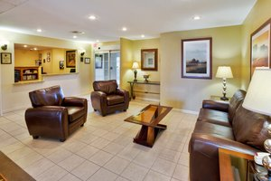 Lobby - Candlewood Suites Killeen