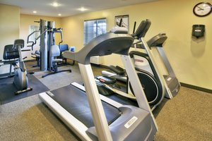 Fitness/ Exercise Room - Candlewood Suites Killeen