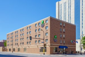 Exterior view - Holiday Inn Express Convention Center Minneapolis