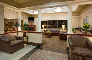 Lobby - Holiday Inn Express Convention Center Minneapolis