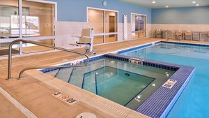 Spa - Holiday Inn Express Hotel & Suites Parkersburg