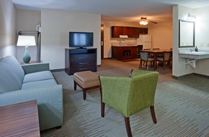 Suite - Holiday Inn Express North St Paul