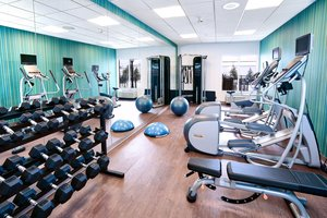 Fitness/ Exercise Room - Holiday Inn Express Hotel & Suites Dieppe