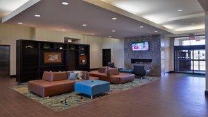 Lobby - Holiday Inn Hotel & Suites Nisku