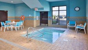 Pool - Holiday Inn Hotel & Suites Nisku