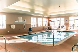 Pool - Holiday Inn Express Airport Colorado Springs