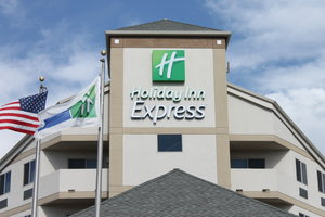 Exterior view - Holiday Inn Express Airport Colorado Springs