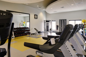 Fitness/ Exercise Room - Archer Hotel Burlington