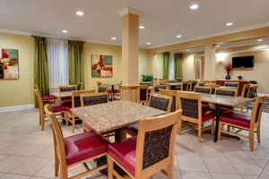 Restaurant - Holiday Inn Express Harvey