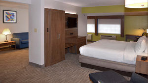 Suite - Holiday Inn Express Mt Pleasant