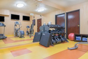 Fitness/ Exercise Room - Holiday Inn Express Wenatchee