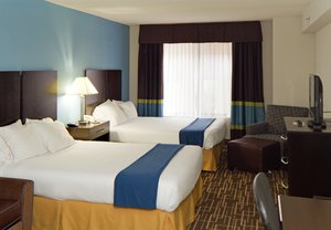 Room - Holiday Inn Express Hotel & Suites Downtown Greenville