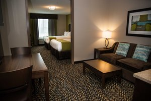 Room - Holiday Inn Express Hotel & Suites Spruce Grove