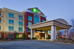 Exterior view - Holiday Inn Express Hotel & Suites Spartanburg