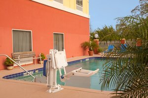 Pool - Holiday Inn Express Hotel & Suites Fairgrounds Tampa
