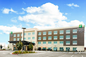 Exterior View Holiday Inn Express Hotel Suites Prosser