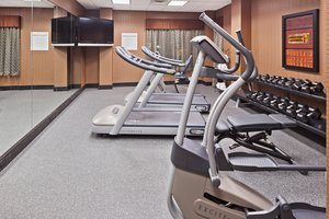 Fitness/ Exercise Room - Holiday Inn Hotel & Suites South Tulsa