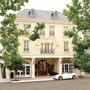 Exterior view - Les Mars Hotel Healdsburg