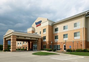 Exterior view - Fairfield Inn & Suites by Marriott Des Moines