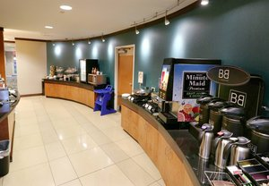 Restaurant - Fairfield Inn & Suites by Marriott Des Moines