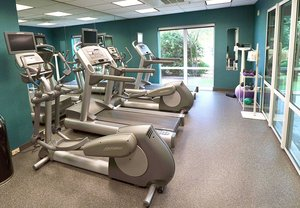 Fitness/ Exercise Room - Fairfield Inn & Suites by Marriott Des Moines