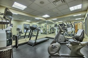 Fitness/ Exercise Room - Holiday Inn Express Hotel & Suites Grove City