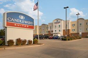 Exterior view - Candlewood Suites Longview