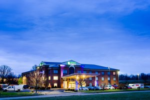 Exterior view - Holiday Inn Express Hotel & Suites Shelbyville