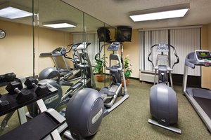 Fitness/ Exercise Room - Holiday Inn Port St Lucie