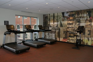 Fitness/ Exercise Room - Hotel Indigo Naperville