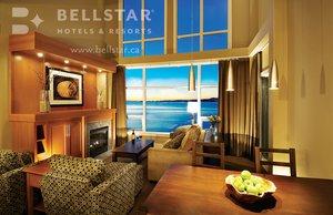 Lobby Beach Club Resort Parksville
