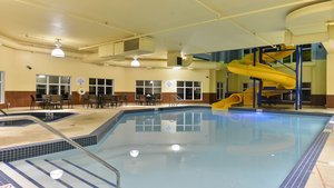 Pool - Holiday Inn Express Edmonton Airport Nisku