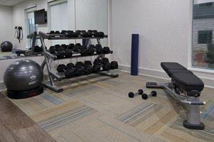 Fitness/ Exercise Room - Holiday Inn Express Hotel & Suites Lake Charles