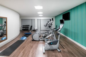 Fitness/ Exercise Room - Holiday Inn Express Hotel & Suites South Lakeland